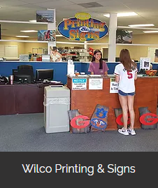 Full Service Commercial Printing Signs Graphic Design