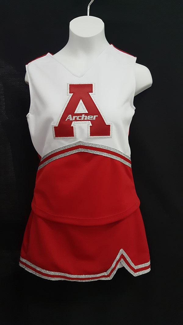 Archer Cheerleaders