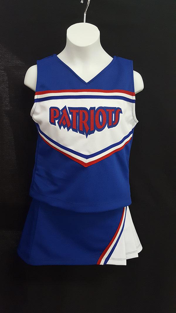 Patriot Cheerleaders