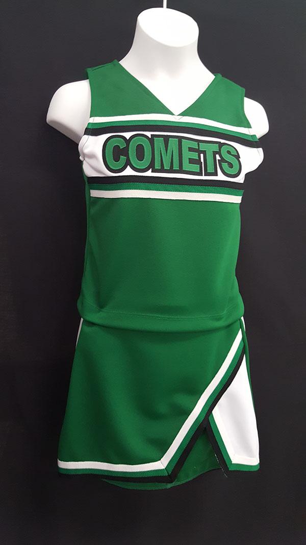 Comets Cheerleaders