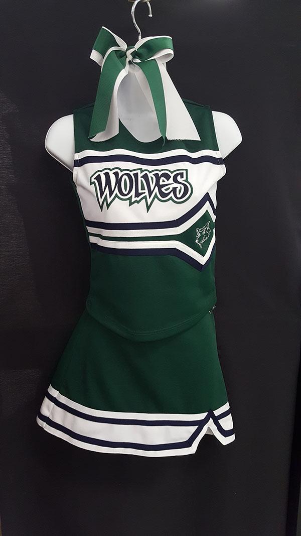 Wolvers Cheerleaders