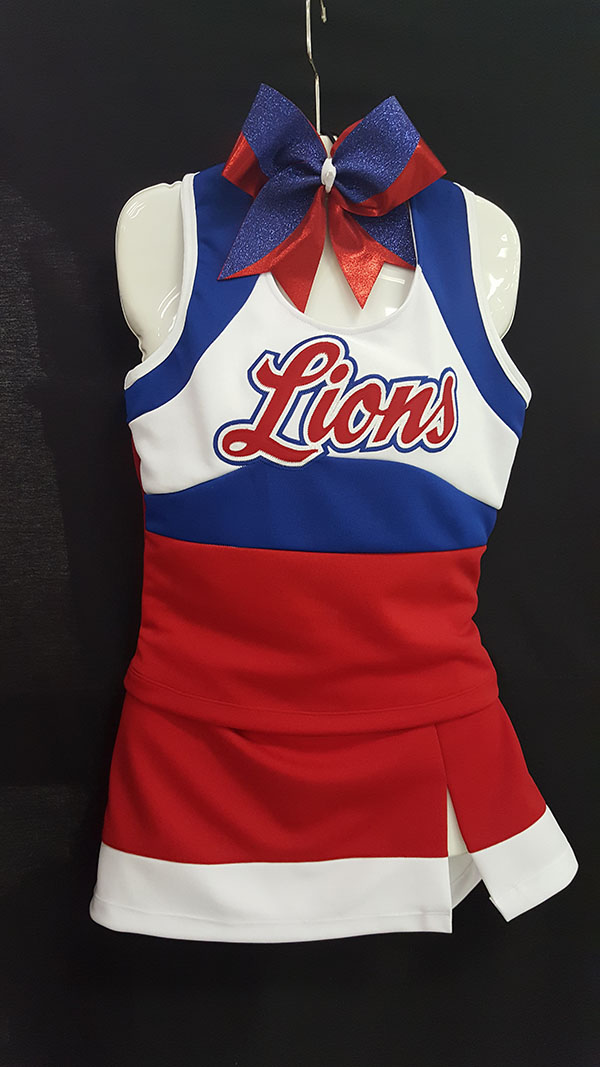 Lions Cheerleaders