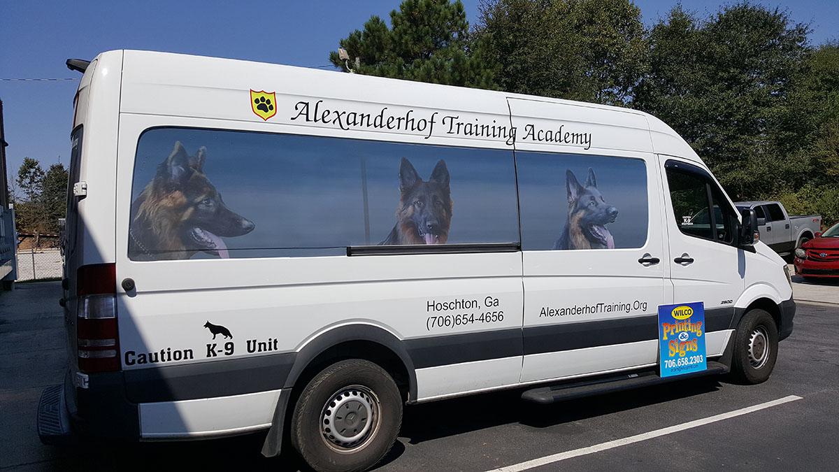 Alexanderhof Training Academy