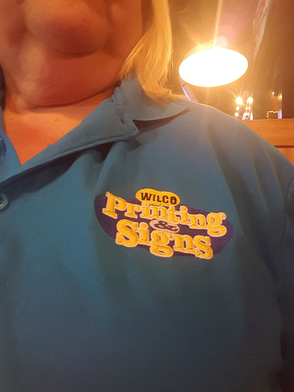 Wilco Printing and Signs