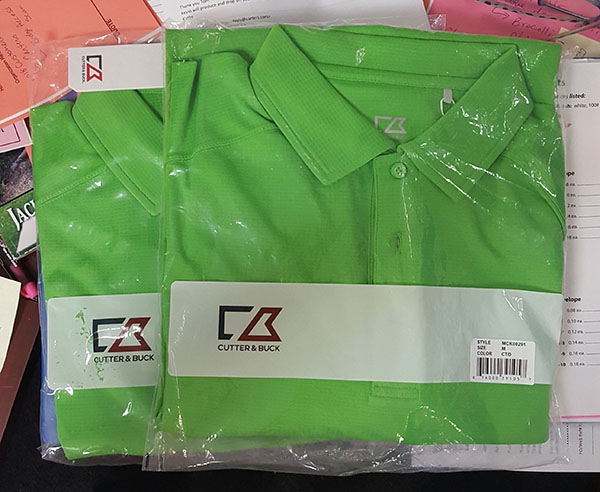 Extra Shirts