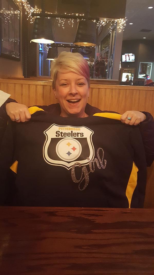 Steelers Heat Press