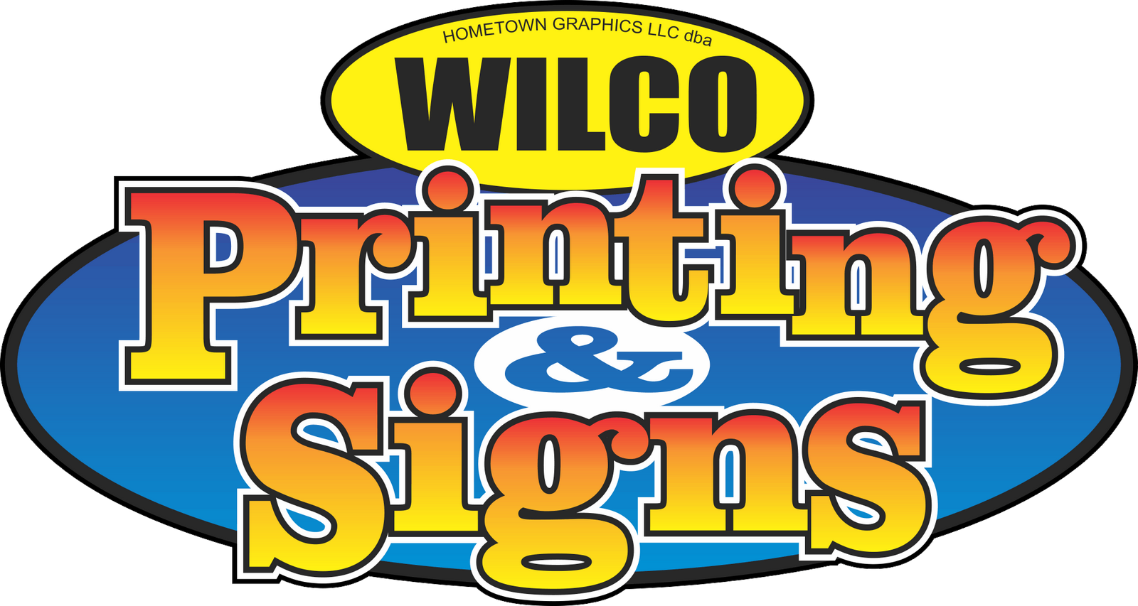 Wilco Printing & Signs is a full service commercial printing and sign company located in Braselton , GA providing Graphic Design, Commercial Printing, Business Forms and Materials, Brochures, Postcards, Programs, Menus, Wide Format Printing, Architectural Drawings and Plans, Interior,  Exterior Signs, Sign Systems, Directional Signs, Facility Signs, Banners, Feather Flags, Retractable Banners, Outdoor Banners, Real Estate Signs, Yard Signs, Vehicle Graphics, Fleet Graphics, Vehicle Wraps, Door Decals,  Floor Decals, Vinyl Graphics, Labels, Stickers, Vinyl Decals, Window Graphics, Hand Painted Window Splashes, Car Tags, Custom Pallet Signs, Apparel, Embroidery, Screen Printing, Heat Press, Athletic, Cheerleading Uniforms, Sublimated Tablecloths, HOPUP Straight Full Height Tension Fabric Display and Promotional Products for trade shows, events and marketing materials.